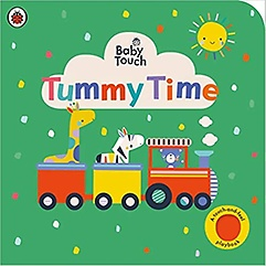 Baby Touch: Tummy Time (Board book)