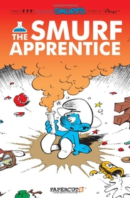 """<font title=""""The Smurfs #8: The Smurf Apprentice (Paperback)"""">The Smurfs #8: The Smurf Apprentice (Pap...</font>"""