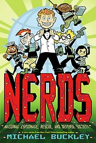 Nerds #1: National Espionage, Rescue, and Defense Society (Paperback)