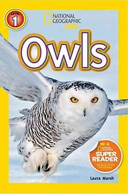"""<font title=""""National Geographic Kids Level 1: Owls (Paperback)"""">National Geographic Kids Level 1: Owls (...</font>"""