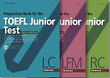 "<font title=""Preparation Book for the TOEFL Junior Test Advanced RC+LC+LFM 세트"">Preparation Book for the TOEFL Junior Te...</font>"
