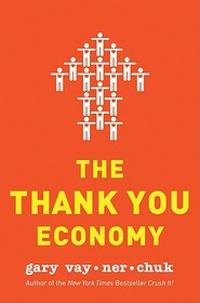 The Thank You Economy (Hardcover)