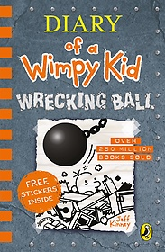 "<font title=""Diary of a Wimpy Kid #14 : Wrecking Ball (Paperback/ 영국판)"">Diary of a Wimpy Kid #14 : Wrecking Ball...</font>"