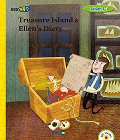"""<font title=""""[EBS 초등영어] EBS 초목달 Treasure Island & Ellen"""