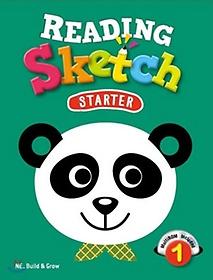 Reading Sketch Starter 1 (Paperback+CD)