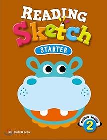 Reading Sketch Starter 2 (Paperback+CD)