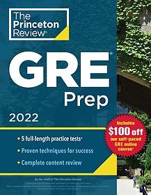 "<font title=""Princeton Review GRE Prep, 2022 (Paperback) "">Princeton Review GRE Prep, 2022 (Paperba...</font>"