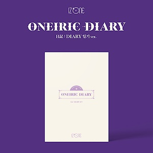 아이즈원(IZ*ONE) - Oneiric Diary [3rd Mini Album][일기 ver.]