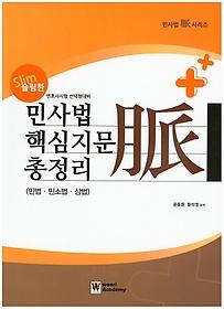 민사법 핵심지문 총정리 맥 (2016)