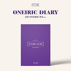 아이즈원(IZ*ONE) - Oneiric Diary [3rd Mini Album][환상 ver.]
