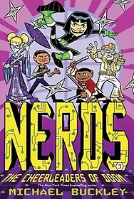 Nerds #3: Cheerleaders of Doom (Paperback)