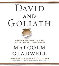 David and Goliath (CD / Unabridged)
