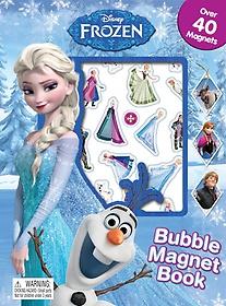 """<font title=""""Disney Frozen: Bubble Magnet Book (Hardcover)"""">Disney Frozen: Bubble Magnet Book (Hardc...</font>"""
