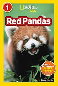 """<font title=""""National Geographic Readers Level 1: Red Pandas (Paperback)"""">National Geographic Readers Level 1: Red...</font>"""