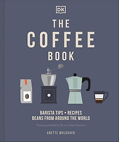 """<font title=""""The Coffee Book: Barista Tips * Recipes * Beans from Around the World (Hardcover)"""">The Coffee Book: Barista Tips * Recipes ...</font>"""