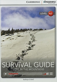 """<font title=""""Survival Guide: Lost in the Mountains (Paperback)"""">Survival Guide: Lost in the Mountains (P...</font>"""