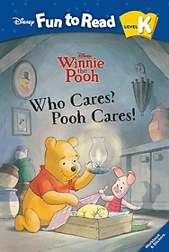 """<font title=""""Disney Fun to Read K-16 / Who Cares? Pooh Cares! (Paperback)"""">Disney Fun to Read K-16 / Who Cares? Poo...</font>"""