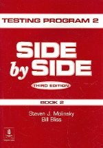 """<font title=""""SIDE BY SIDE Testing Program 2 (3rd Edition/ Paperback)"""">SIDE BY SIDE Testing Program 2 (3rd Edit...</font>"""