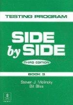 """<font title=""""SIDE BY SIDE Testing Program 3 (3rd Edition/ Paperback)"""">SIDE BY SIDE Testing Program 3 (3rd Edit...</font>"""