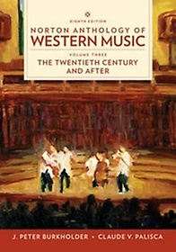 "<font title=""Norton Anthology of Western Music, Vol. 3, 8/e (Paperback)"">Norton Anthology of Western Music, Vol. ...</font>"