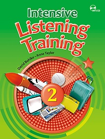 "<font title=""Intensive Listening Training 2 (Student Book, MP3 CD, Answer Keys)"">Intensive Listening Training 2 (Student ...</font>"