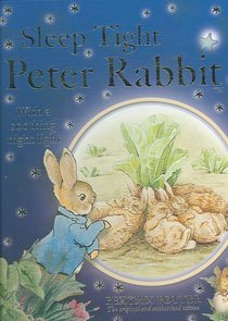 """<font title=""""Sleep Tight, Peter Rabbit: With a Soothing Night Light with Other (Hardcover) """">Sleep Tight, Peter Rabbit: With a Soothi...</font>"""