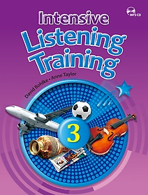 "<font title=""Intensive Listening Training 3 (Student Book, MP3 CD, Answer Keys)"">Intensive Listening Training 3 (Student ...</font>"