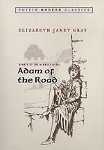Adam of the Road (Paperback)