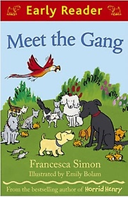 """<font title=""""Meet the Gang : Early Reader (Paperback + CD)"""">Meet the Gang : Early Reader (Paperback ...</font>"""