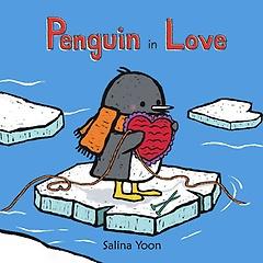 Penguin in Love (Hardcover)