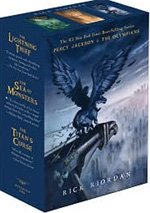 Percy Jackson and the Olympians Boxed Set: Books 1 - 3 (Paperback:3)