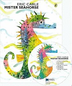 [베오영]Mister Seahorse (Paperback+ CD)