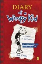 Diary of a Wimpy Kid #1 : (Paperback/ 영국판)