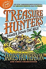"<font title=""Treasure Hunters: Danger Down the Nile (Paperback)"">Treasure Hunters: Danger Down the Nile (...</font>"