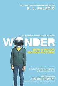 Wonder (Paperback/ Movie Tie In)