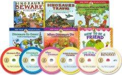 Dino Life Guides 6종 세트 (Book:6+ CD:6)