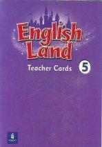 English Land 5 - Teacher Cards