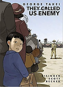 "<font title=""They Called Us Enemy (Hardcover, Expanded)"">They Called Us Enemy (Hardcover, Expande...</font>"