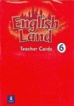 English Land 6 - Teacher Cards