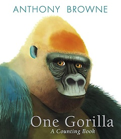 One Gorilla: A Counting Book (Hardcover)