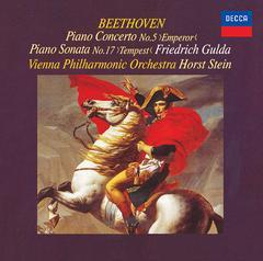 Friedrich Gulda - 베토벤: 피아노 협주곡 5번 '황제', 피아노 소나타 17번 '템페스트' (Beethoven: P..