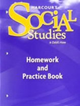 Social Studies Grade 1 - A Childs View Work Book 2007 (Hardcover)