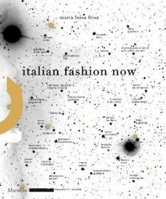 Italian Fashion Now (Paperback)