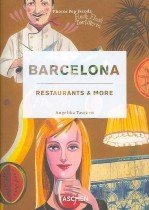"<font title=""Barcelona, Restaurants & More (Paperback)"">Barcelona, Restaurants & More (Paperback...</font>"