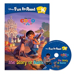 """<font title=""""Disney Fun to Read K-18 / The Story of Dante (Paperback+CD)"""">Disney Fun to Read K-18 / The Story of D...</font>"""