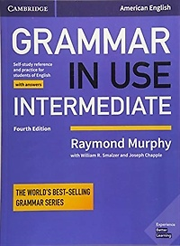 Grammar in Use Intermediate Student's Book With Answers (4th Edition) 책표지
