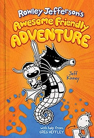 Awesome friendly adventure (Hardcover)