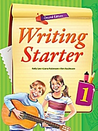 "<font title=""Writing Starter 1 : Student Book (Paperback/ 1nd Edition)(전1권) - Writing Starter 시리즈"">Writing Starter 1 : Student Book (Paperb...</font>"