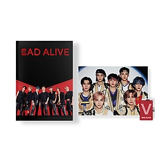 웨이션브이(WayV) - WayV PHOTO STORY BOOK [Bad Alive]