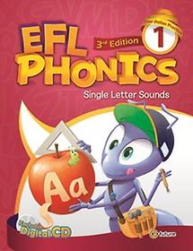 EFL Phonics 1 (Paperback/ 3rd Edition)